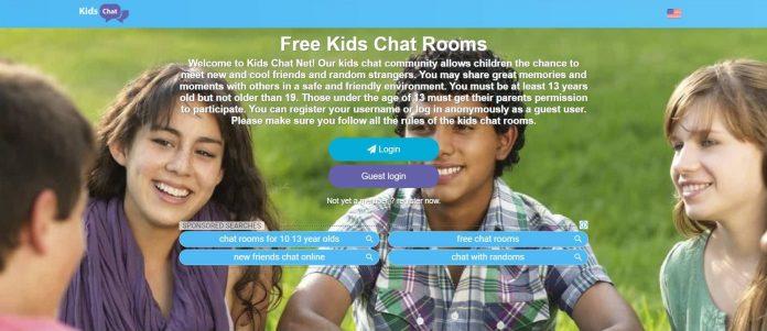 KidsChat - Omegle Kids