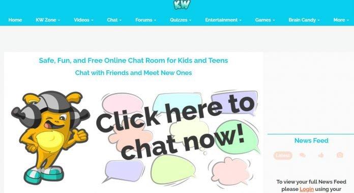 Kidz World Chat