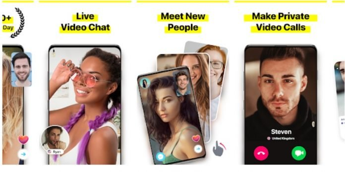 Olive - Live Video Chat