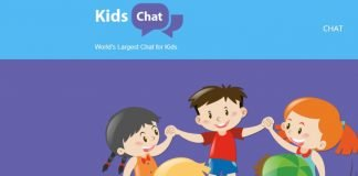 Kids Chat Net